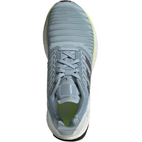 adidas Solar Boost Shoes Women ash grey/onix/hi-res yellow